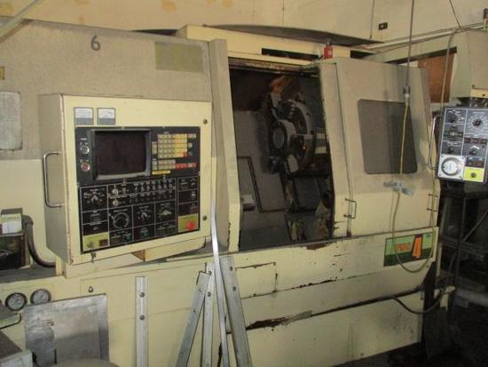 NAKAMURA TMC 4 CNC LATHE