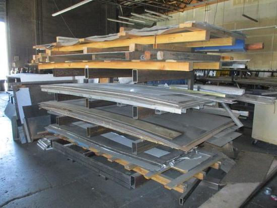 RACK NON FERROUS SHEETS