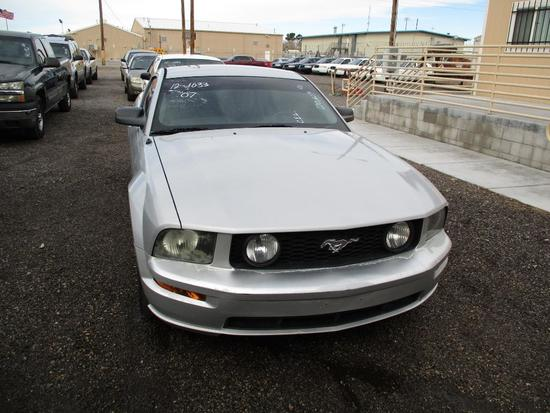 2007FORD MUSTANG
