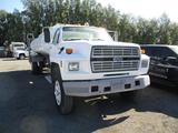 1992 F-600 FUEL TRUCK FORD