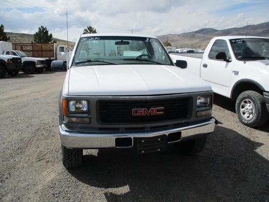 1998 GMC 2500 UTILITY
