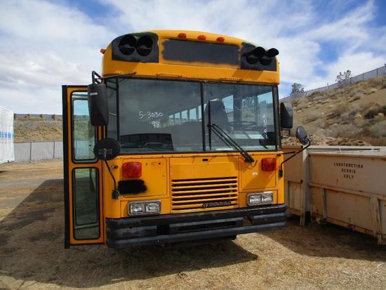 1998 AM TRAN IS3909 BUS