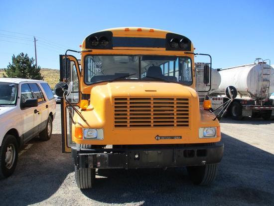 1993 AMTRAN 77 PASS BUS