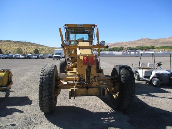 CAT 130G GRADER