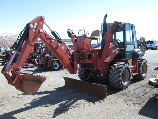 2006 DITCH WITCH RT95 TRENCHER