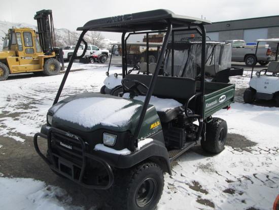 2006 KAWASAKI MULE 3000 2WD
