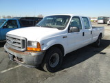 2001 FORD F350 2WD