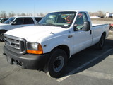 2000 FORD F250 2WD