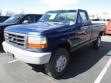 1996 FORD F250 4X4