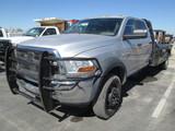 2011 DODGE 5500 4X4