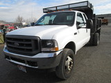 2003 FORD F450 2WD