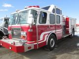 1997 BECKER FIRE TRUCK
