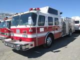 2000 EONE FIRE TRUCK