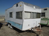 1964 TERRY CAMP TRAILER