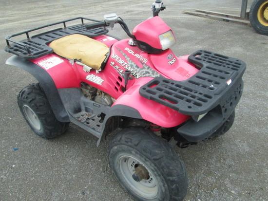 1999 POLARIS SPORTSMAN 500