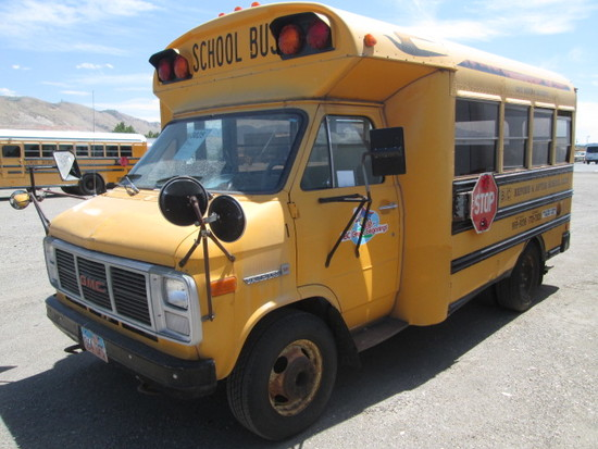 1991 GMC 14 PASS BUS