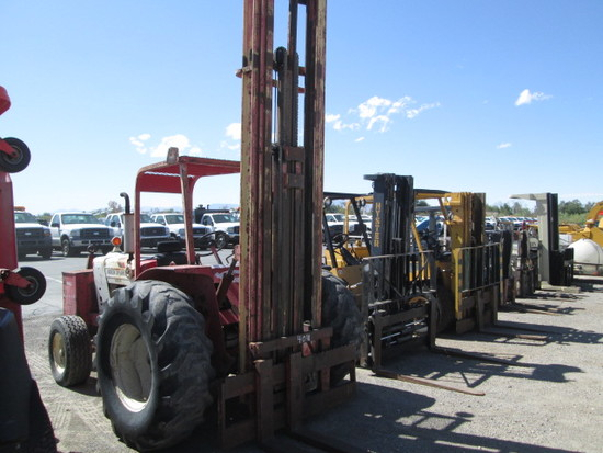 1968 BADGER FORKLIFT