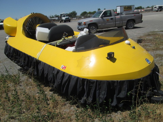 2006 NEOTERIC 15' HOVERCRAFT