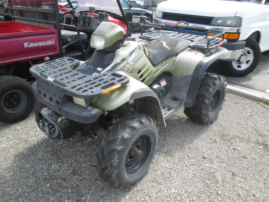 1998 POLARIS 4 WHEELER