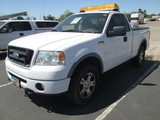 2008 FORD F150 4X4