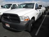 2012 DODGE 1500 4X4
