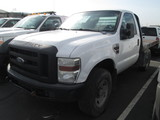 2010 FORD F350 FLATBED