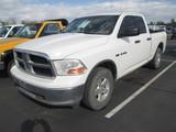 2009 DODGE 1500 4X4