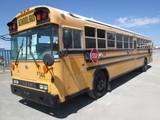 2009 BLUEBIRD 84 PASS BUS