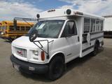 2002 GMC 3500 BUS