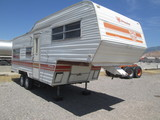 1983 PROWLER CAMP TRAILER