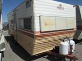 1979 PROWLER CAMP TRAILER