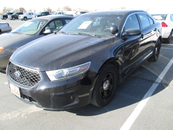 2016 FORD INTERCEPTOR AWD