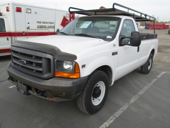 2000 FORD F250