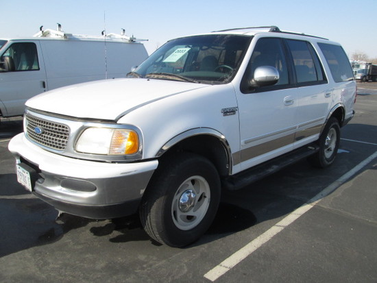 1997 FORD EXPEDITION 4X4
