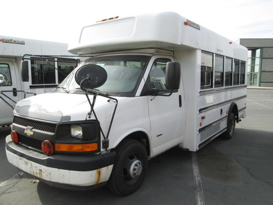 2007 CHEV COLLINS BUS