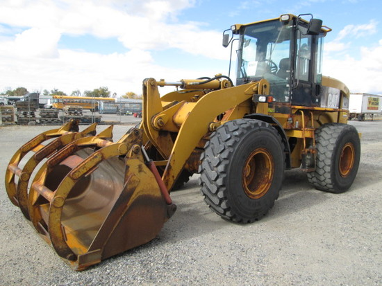 2007 CAT 928GZ LOADER