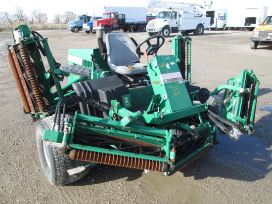 RANSOMS 405 MOWER