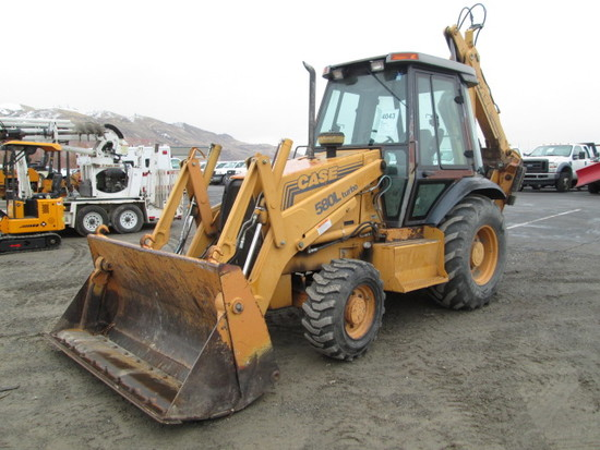 1999 CASE 580L BACKHOE
