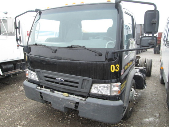 2008 FORD CAB & CHASSIS