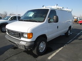 2007 FORD E250 UTILITY VN