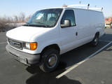 2003 FORD E250 UTILITY VN