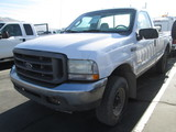 2004 FORD F250 4X4