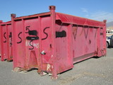19' ROLL OFF CONTAINER