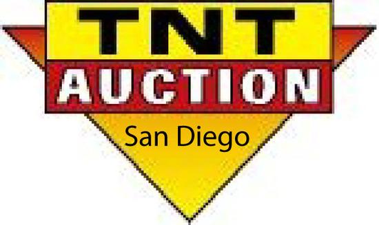 SAN DIEGO AREA AUCTION - JAN 23-30, 2019