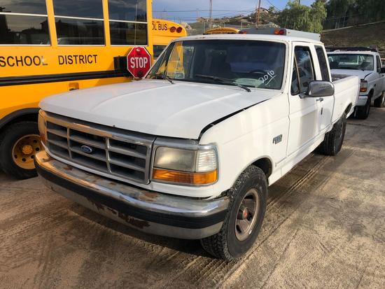 1993 FORD F150 XLT - DEALERS / DISMANTLERS ONLY!