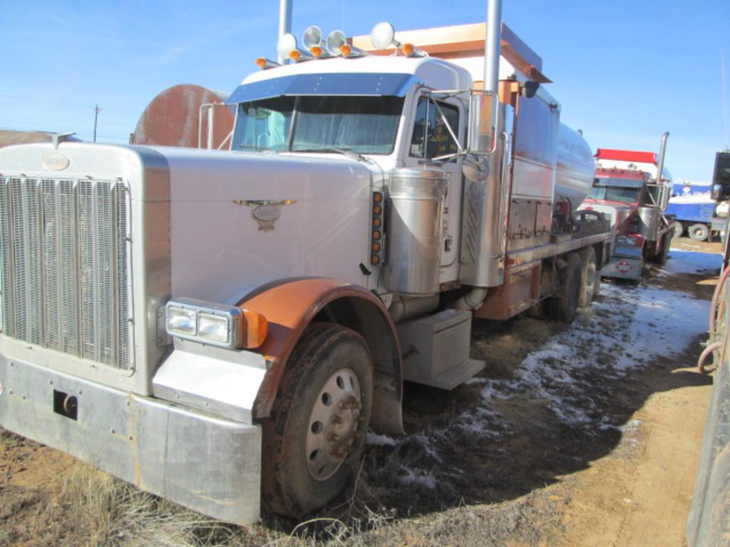 Hot Oil Trucks Located in Roosevelt, UT