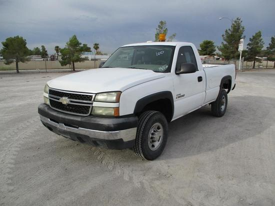 2006 CHEV 2500 HD PICKUP