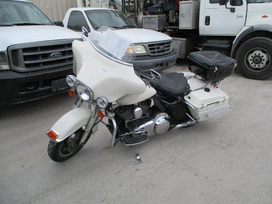 2012 HARLEY POLICE