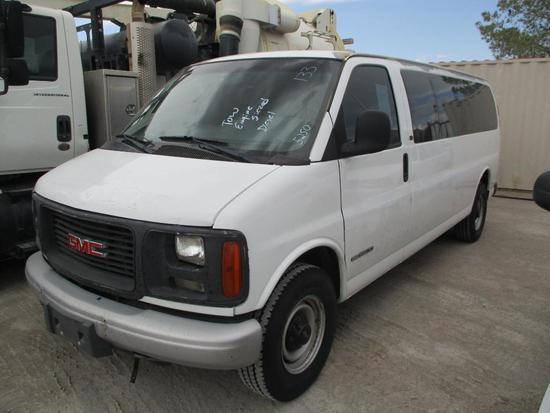 2002 GMC SAVANA