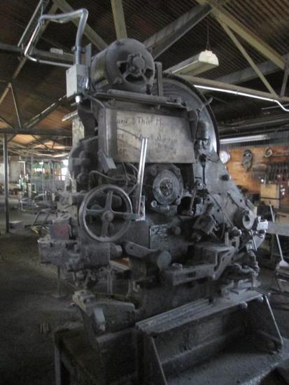 Buffalo Universal Iron Worker
